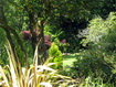 Holiday cottages Isle of Arran - Garden view